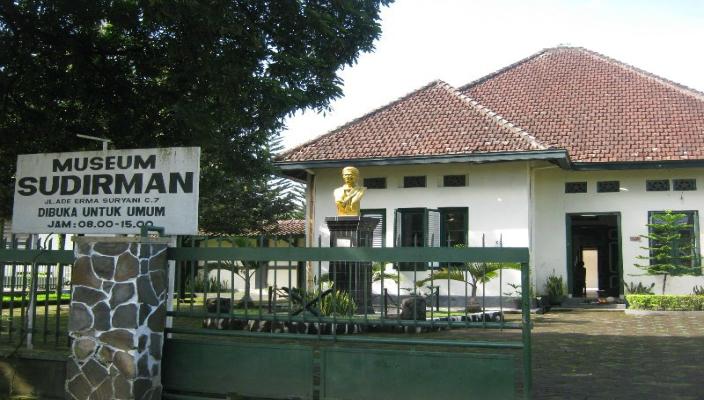 museum sudirman,jenderal sudirman magelang