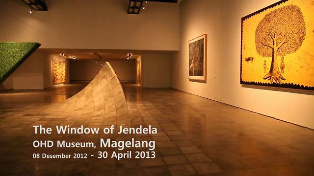 The Window of Jendela, OHD Museum, Magelang