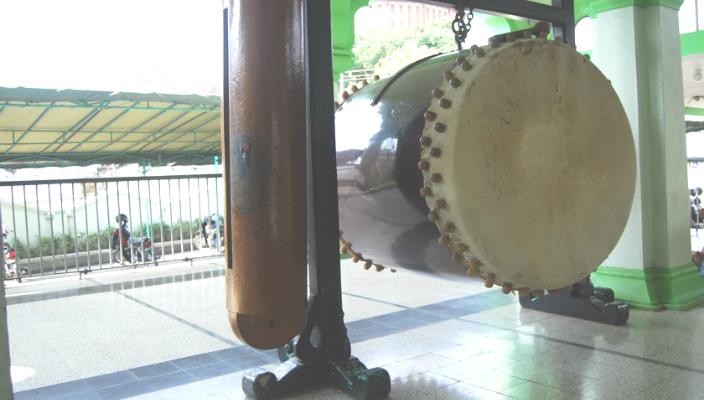 masjid agung magelang post featured