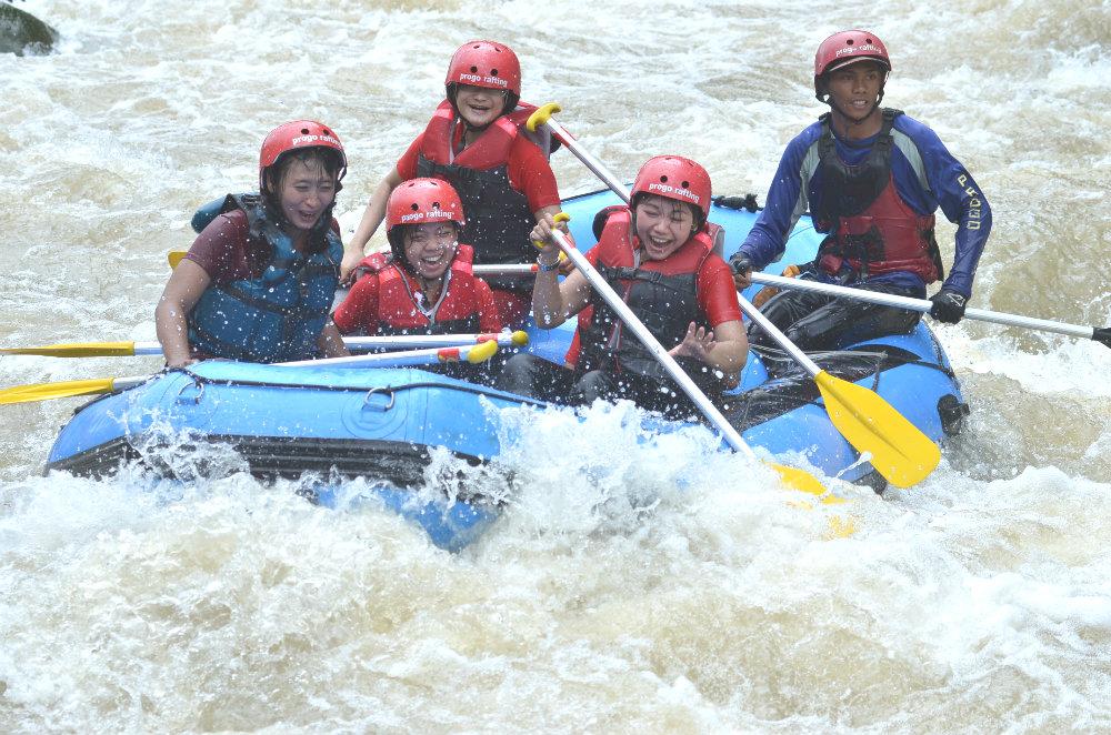 rafting elo progo magelang
