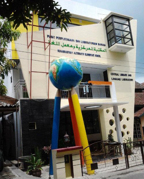SD Muhammadiyah 1 Alternatif kota magelang
