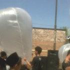 Festival Balon Warna-Warni Meriahkan Lebaran Ketupat di Magelang